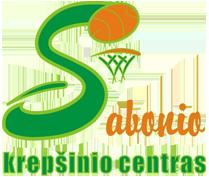 Sabonio_krepsinio_centras_logo