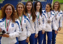 Greece women team