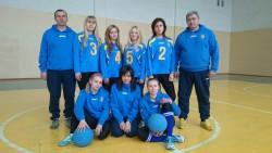 National goalball team of Ukraine - women