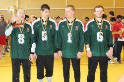 Golbolo Lietuvos 1 oji komanda Organizatorių foto -  small