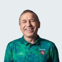 Treneris Algis Mečkovskis